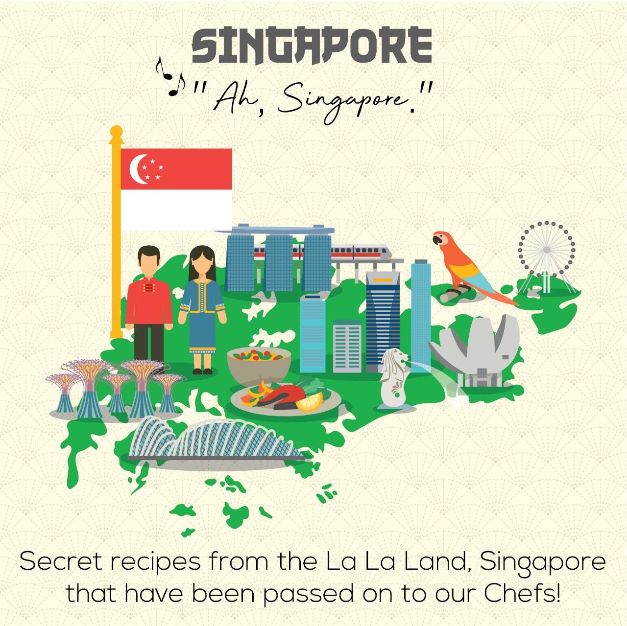 Singapore Food