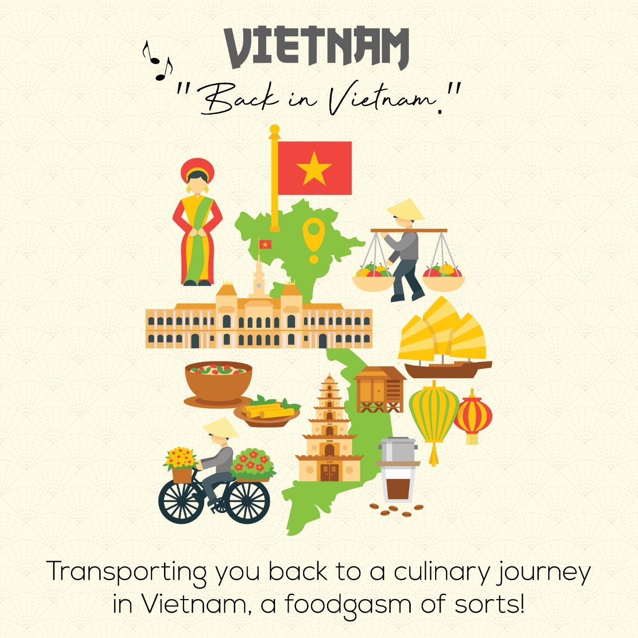 The Tropical Flavours of Vietnam
